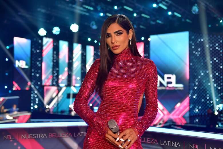 This was the return of Alejandra Espinoza to Nuestra Belleza