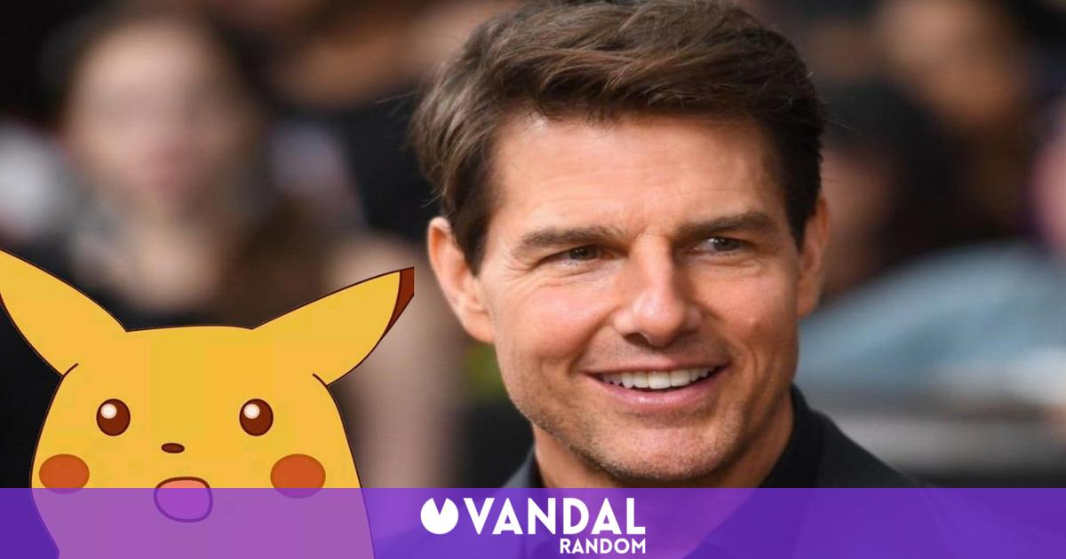 Tom Cruise is in an unrecognizable state Just like the