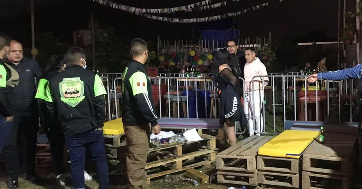 Trujillo hitman murders police in Zaperoko concert