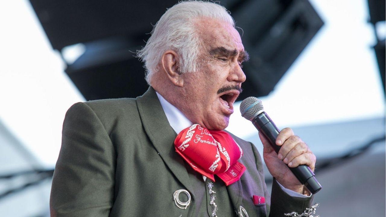 Vicente Fernandez What is Chentes health status TODAY October 17