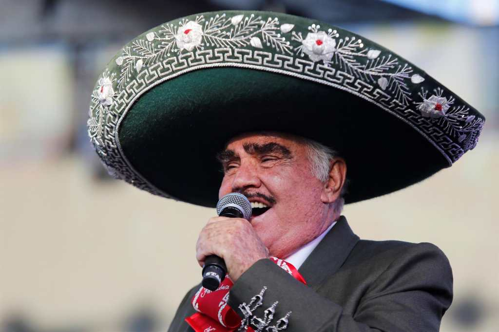 Vicente Fernandez they reveal the latest medical report on the