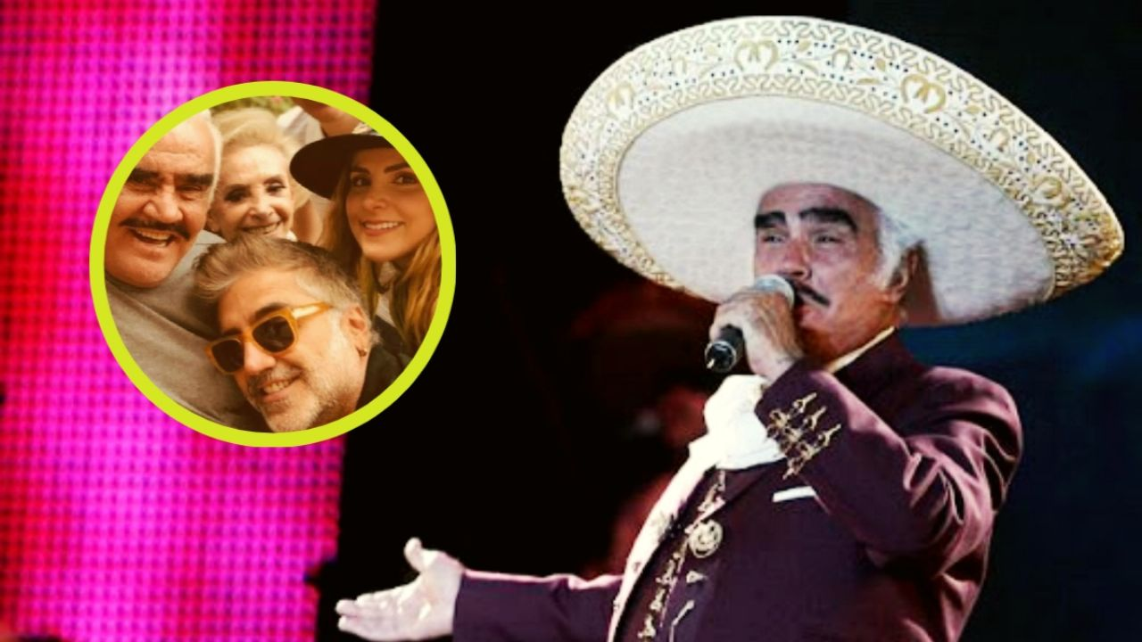 Vicente Fernandez what is Chentes HEALTH status TODAY Thursday October