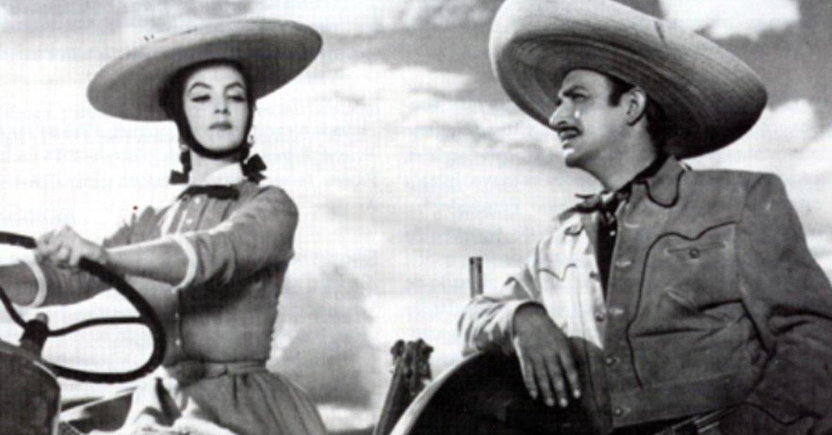 What was Jorge Negretes last film