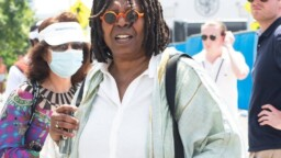 Whoopi Goldberg doesn't want to be cougars anymore
