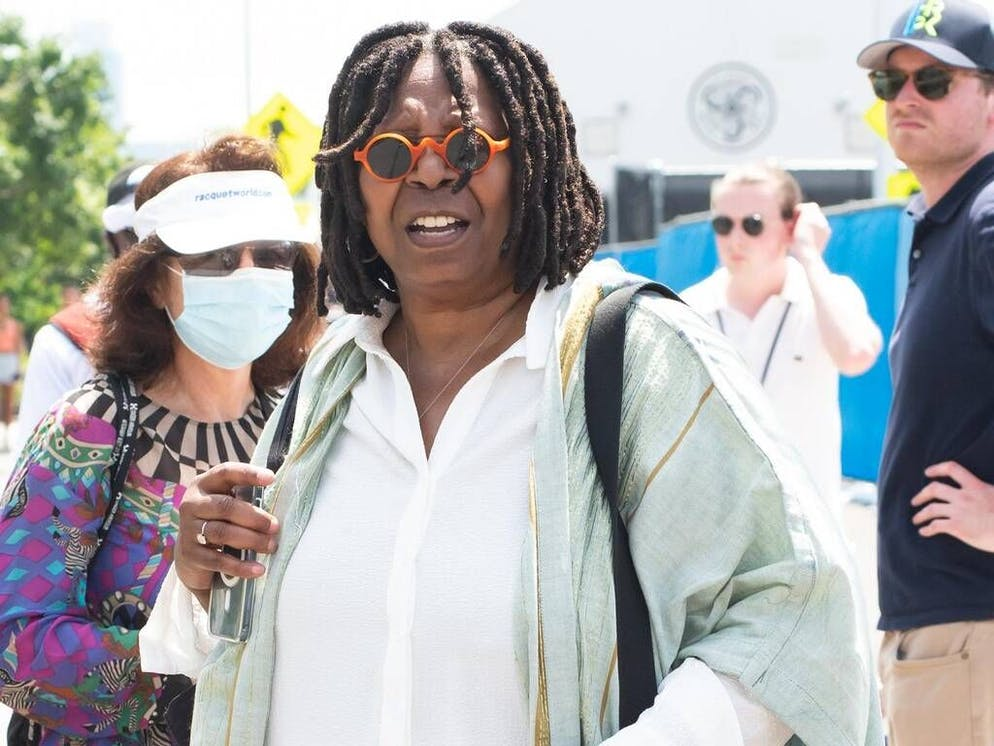 Whoopi Goldberg doesnt want to be cougars anymore