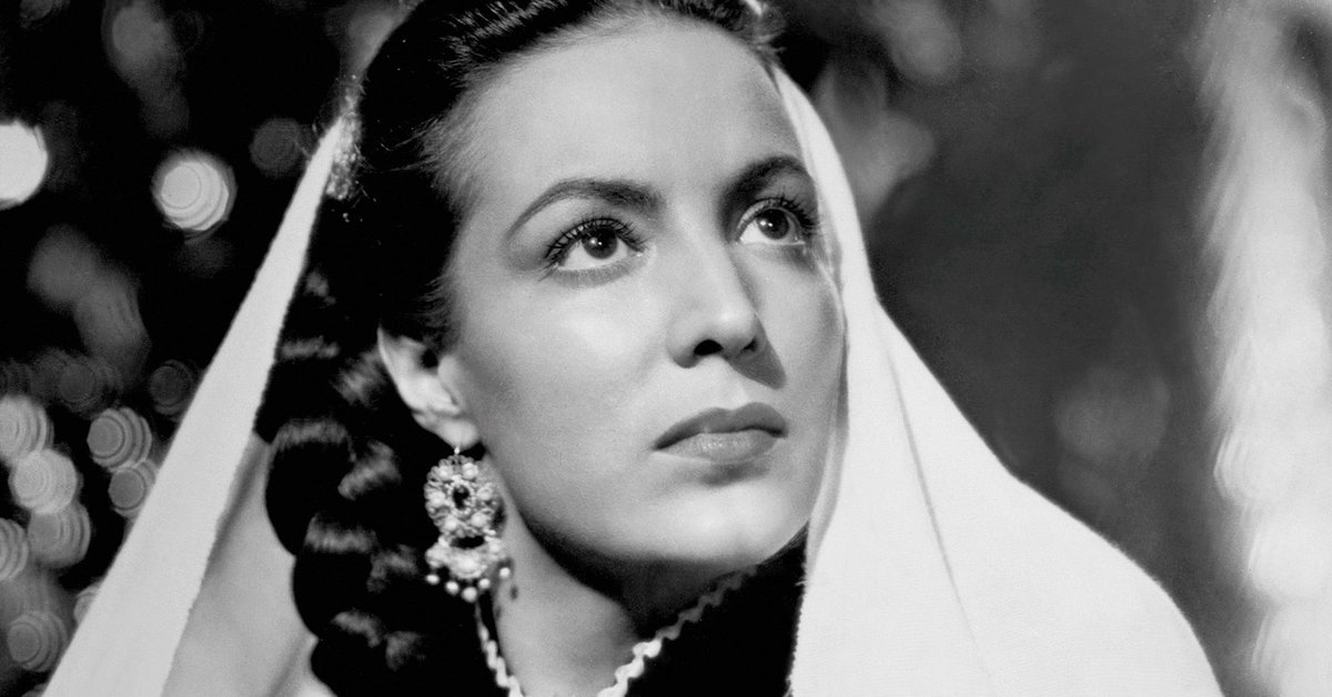 Why Maria Felix never acted in a Hollywood movie