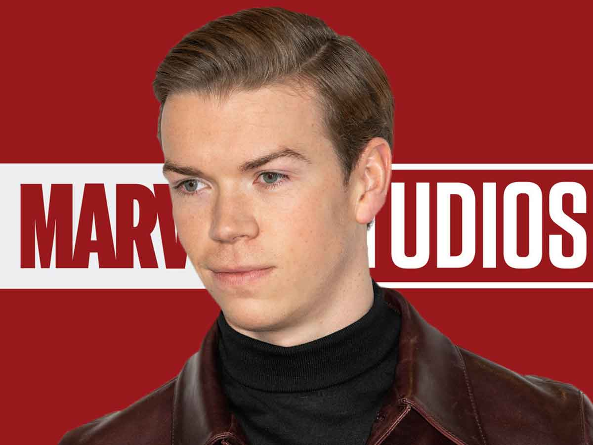 Will Poulter shares his excitement for playing Adam Warlock