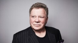 """William Shatner says he's eager to see """"the vastness of space"""" on Blue Origin's journey"""