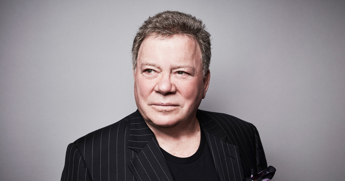 William Shatner says hes eager to see the vastness of